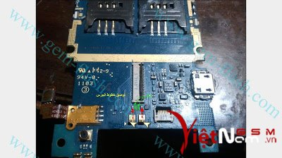 Samsung B7722i  ringer solution.jpg